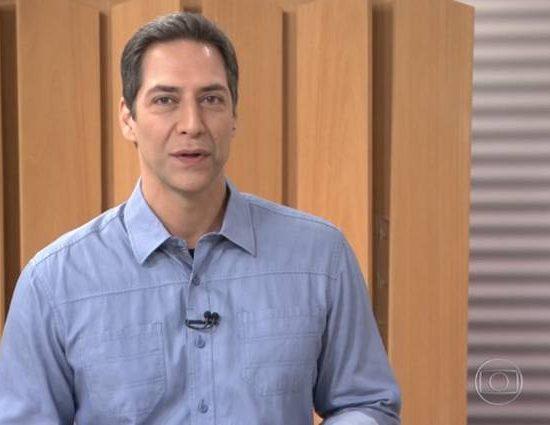 Jornalista não teve contrato renovado com a Globo (Foto: Divulgação)
