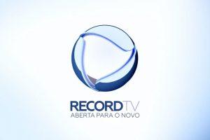 Logo: Divulgação/Record