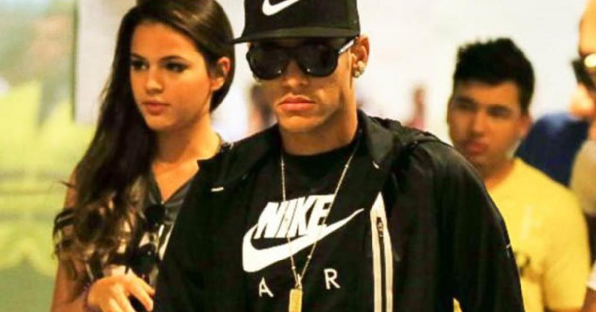 Neymar chama Bruna Marquezine de