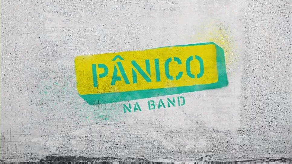 """Novo logo do """"Pânico na Band"""" (Foto: Divulgação)"""