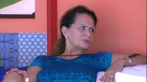"""Ieda durante conversa no """"BBB17"""" (Foto: Divulgação/Globo)"""