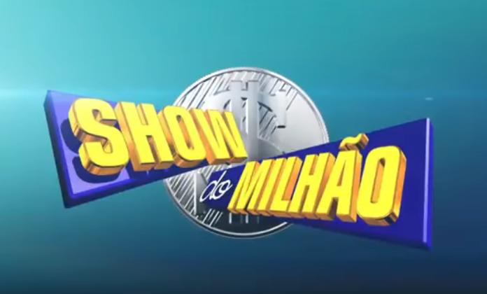 """Logo do """"Show do Milhão"""" (Foto: Reprodução/SBT)"""