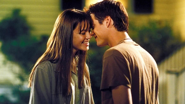15 anos depois, casal se reecontra (Foto reprodução)