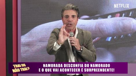 """João Kleber em propaganda da série """"Narcos"""", da Netflix (Foto: Reprodução)"""