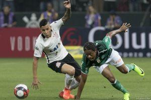 Jogo entre Corinthians x Palmeiras pelo Campeonato Paulista (Foto: Daniel Augusto Jr./Ag. Corinthians)
