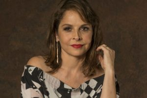 Drica Moraes. Foto do site da O TV Foco que mostra Drica Moraes vira amiga de doador que a curou de leucemia