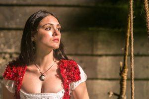 Anna (Isabelle Drummond) (Foto: Globo/Paulo Belote)