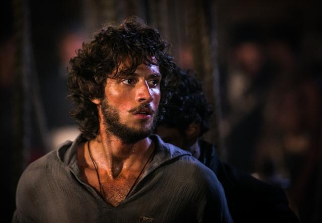 Joaquim (Chay Suede) (Foto: Globo/Paulo Belote)