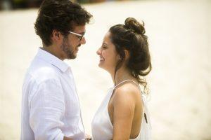 """Renato (Jayme Matarazzo) e Nanda (Amanda de Godoi) em """"Malhação"""" (Foto: Globo/João Miguel Júnior)"""