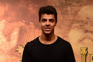 Matheus Abreu viverá atleta em nova Malhação (Foto: Divulgação)