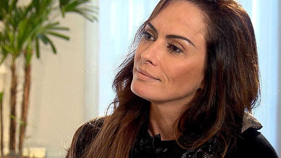 Núbia Oliiver contou que já fez sexo com 400 homens (Foto: Reprodução)
