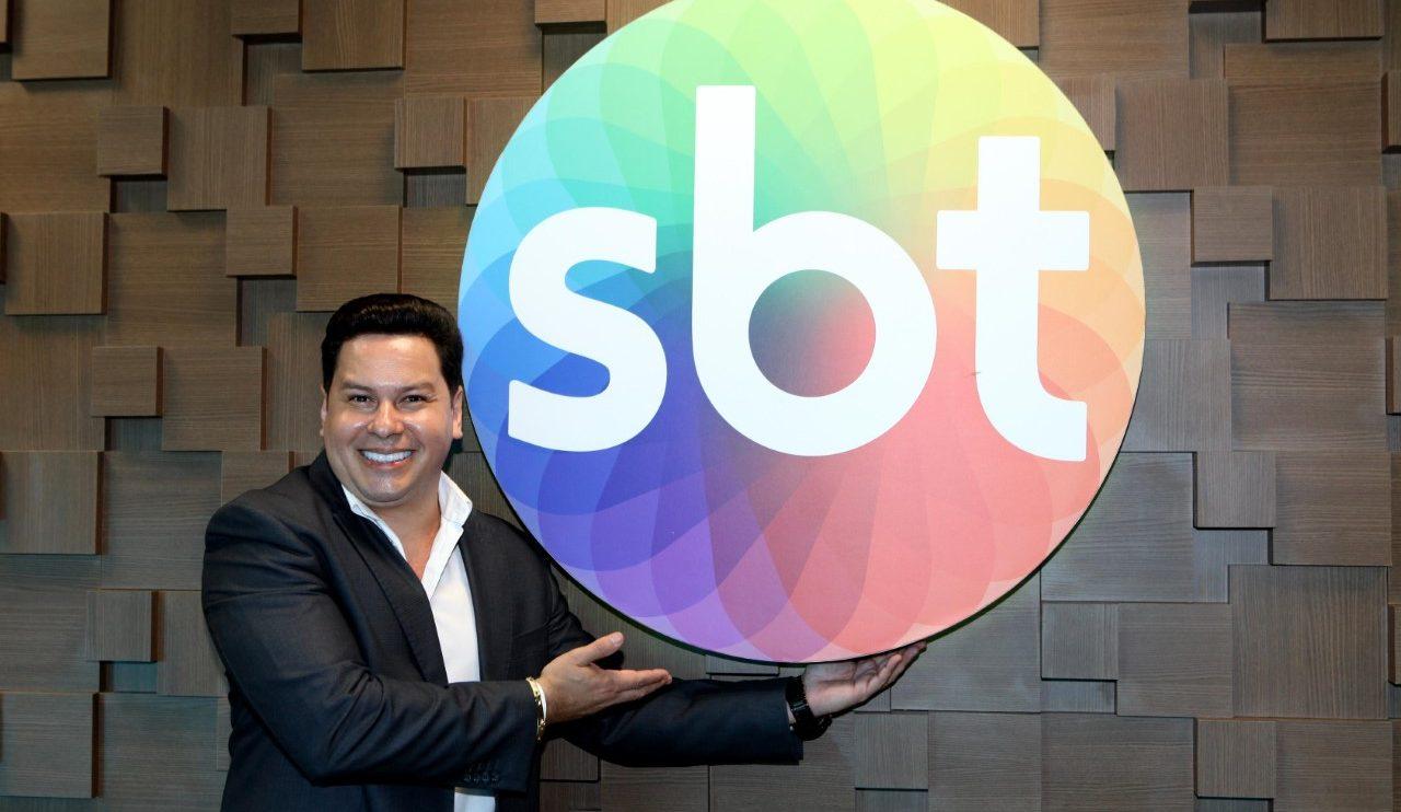 Marcão do Povo, novo contratado do SBT (Foto: Lourival Ribeiro/SBT)