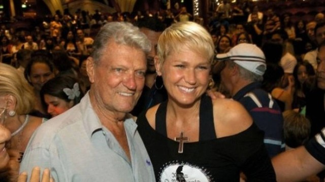 Pai de Xuxa, Luiz Floriano respira com a ajuda de aparelhos