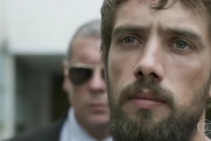 """Cesar (Rafael Cardoso) em cena de """"Sol Nascente"""" (Foto: Reprodução/Globo)"""