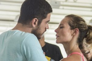 Jeiza (Paolla Oliveira) e Zeca (Marco Pigossi) (Foto: Globo/Mauricio Fidalgo)