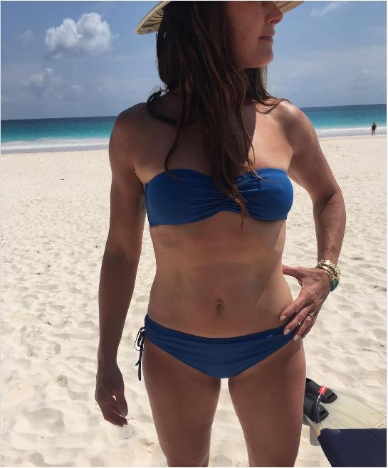 Brooke Shields. Foto - reprodução/Instagram.