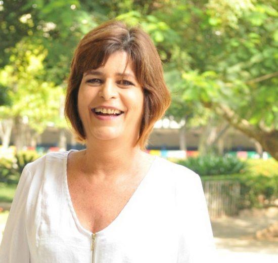 """Cristianne Fridman, autora de """"Vidas em Jogo"""" (Foto: Divulgação)"""