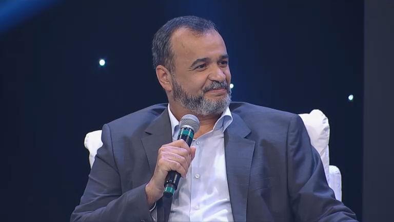 Marcelo Silva, vice-presidente artístico da Record (Foto: Divulgação/Record)