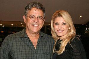 Paulo. Foto do site da O TV Foco que mostra Sai resultado de DNA de suposta filha do diretor Marcos Paulo