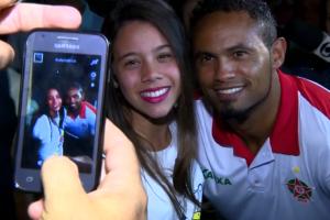 """""""Fantástico"""" exibirá entrevista com diretor de clube de futebol que contratou goleiro Bruno (Foto: Divulgação/Globo.com)"""
