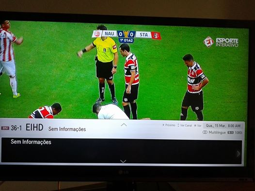 Esporte Interativo HD (créditos: HT Fórum)