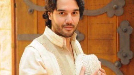 O ator Fernando Sampaio. (Foto: Divulgação Record TV)