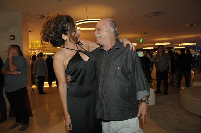Gisele Fróes e Tonico Pereira (Foto: Globo/João Miguel Junior)