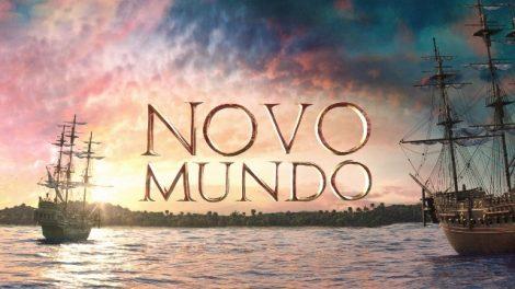 Abertura de 'Novo Mundo' (Foto: Globo/Divulgação)