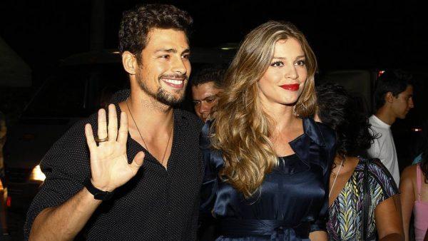 Grazi e Cauã já foram casados (Foto: Reprodução)