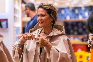 Ieda faz revelações no BBB. (Foto: Reprodução/Globo/BBB)