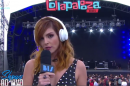 Titi Müller critica machismo de DJ (Foto: Reprodução)
