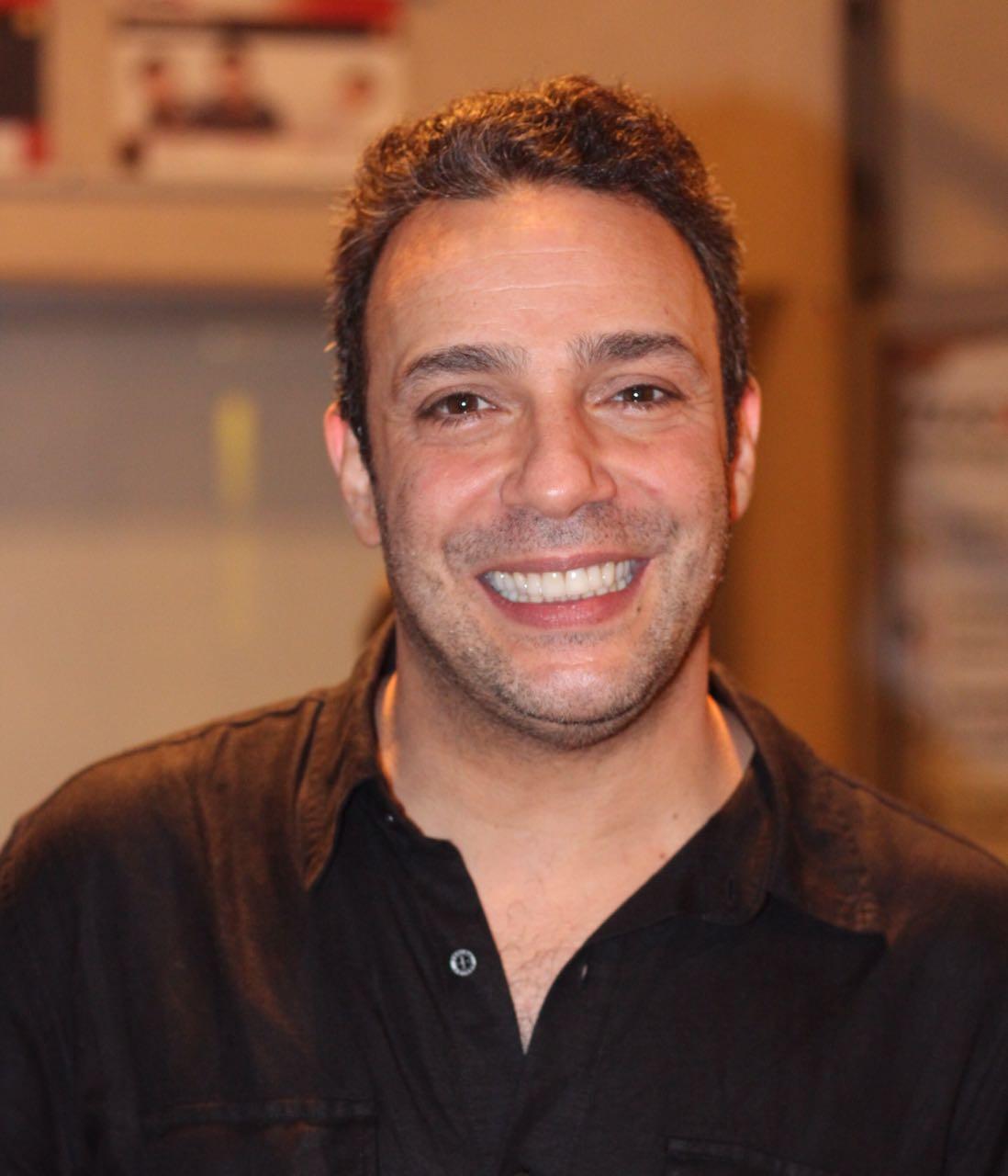 Marcelo Médici da Globo (Foto: Agatha Gameiro)