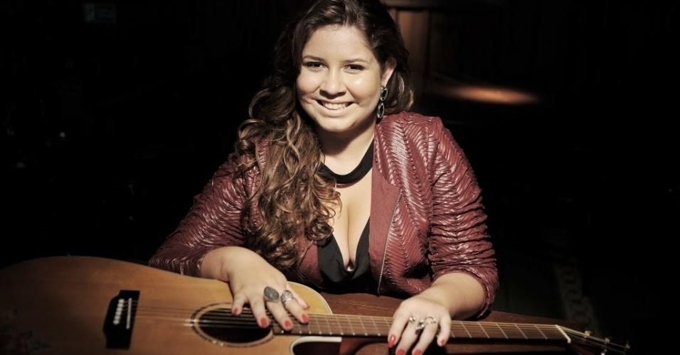 A cantora Marília Mendonça. (Foto: Divulgação)