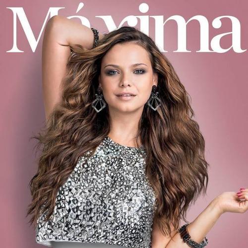 Capa da revista Máxima. (Foto: Divulgação)