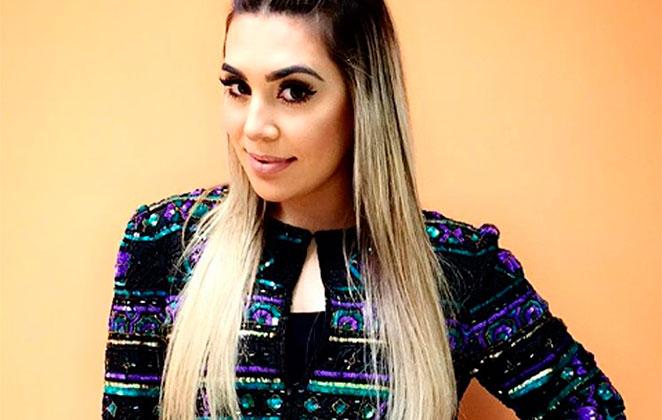 Naiara Azevedo está sendo acusada de ter roubado música (Foto: Divulgação)