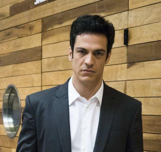 Mateus Solano será o empresário Eric em Pega Ladrão (Foto: César Alves/TV Globo)