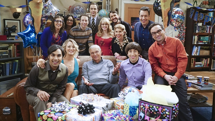 CBS renova The Big Bang Theory por mais duas temporadas