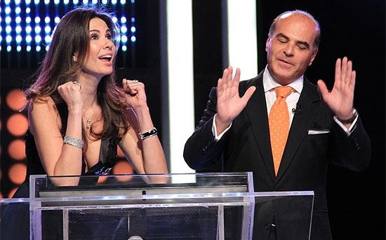 Luciana Gimenez e Marcelo de Carvalho, apresentadores da RedeTV se separaram (Foto: Divulgação)