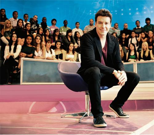 Rodrigo Faro tem audiência bem superior ao de Eliana. (Foto: Revista IstoÉ)