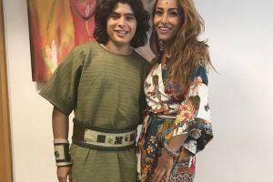 Sabrina Sato e Gabriel Felipe. (Foto: Divulgação)
