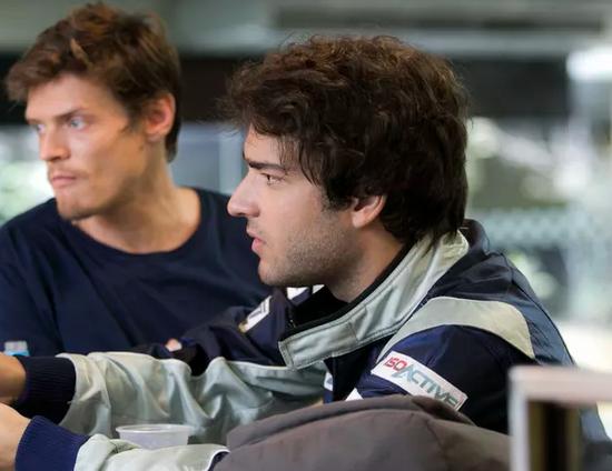 Antônio (Pierre Baitelli) e Tiago (Humberto Carrão) (Foto: TV Globo)