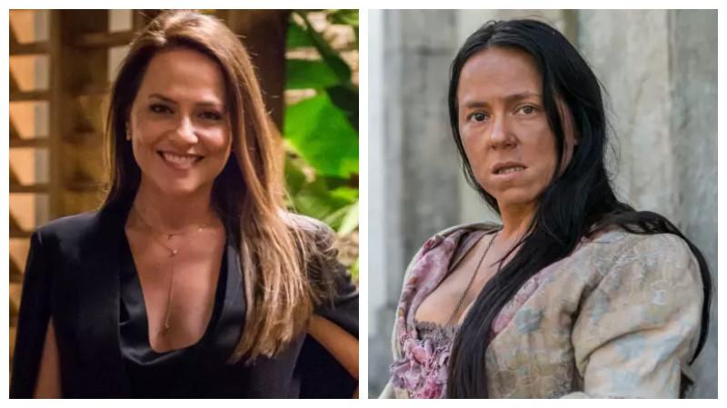 Vivianne Pasmanter será Germana em Novo Mundo (Foto: Carol Caminha/Gshow / Raquel Cunha/Globo)