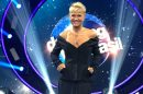 "Xuxa no lançamento do ""Dancing Brasil"" (Foto: Aaron Tura/TV Foco)"