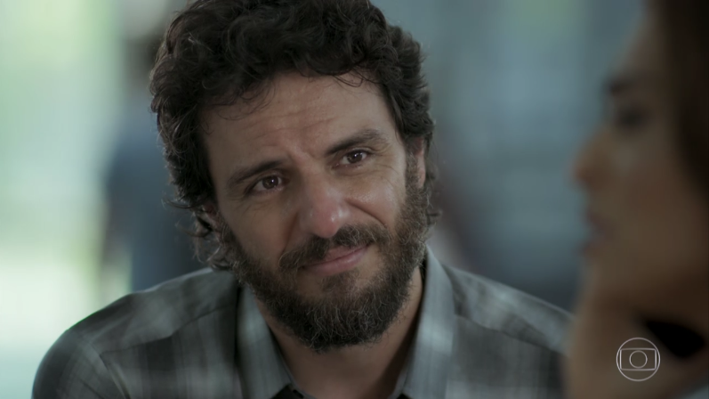 Caio (Rodrigo Lombardi) em cena de 'A Força do Querer' (Foto: Reprodução/Globo)