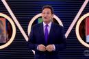 """O apresentador Luís Ricardo no """"Pra Ganhar é Só Rodar"""" (Foto: Reprodução/SBT)"""