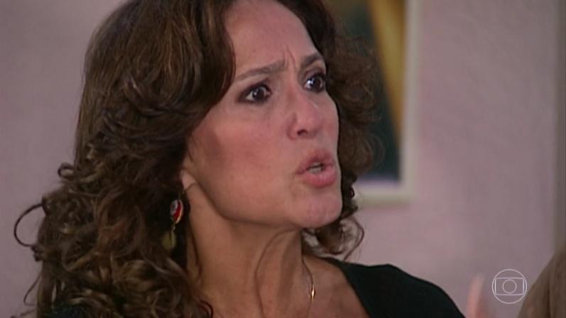 """Susana Vieira (Maria do Carmo) em cena de """"Senhora do Destino"""" (Foto: Reprodução/Globo)"""
