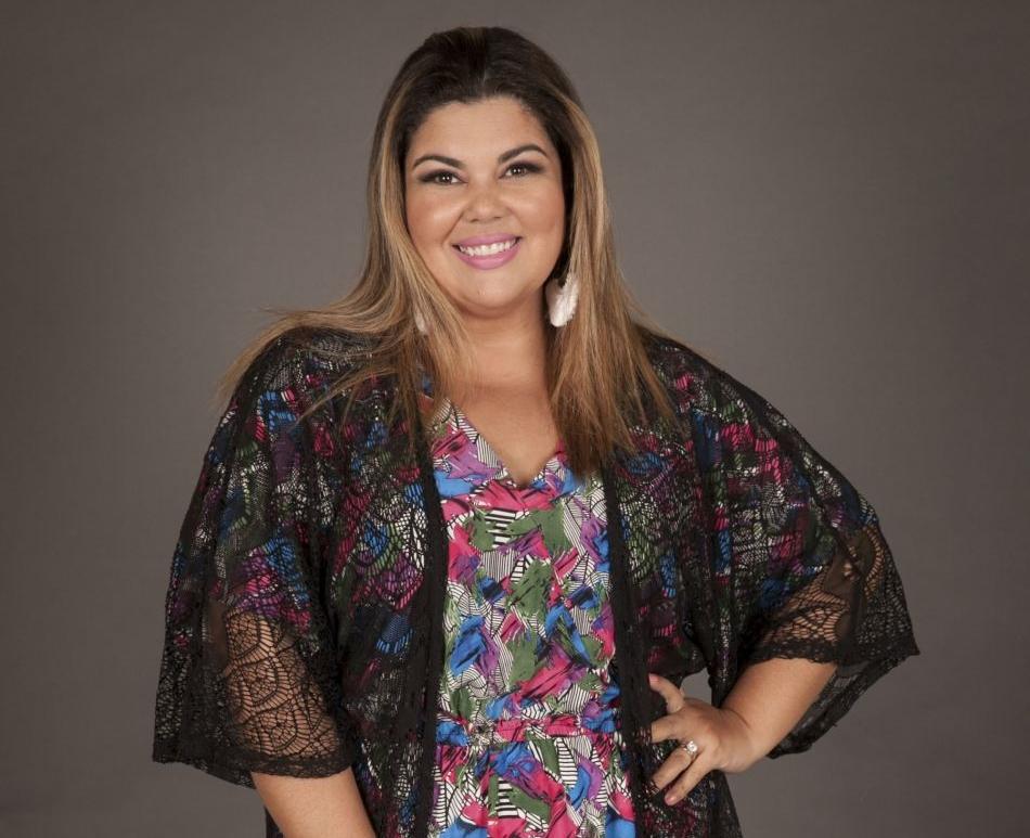 Fabiana Karla (Foto: Pedro Curi/TV Globo)