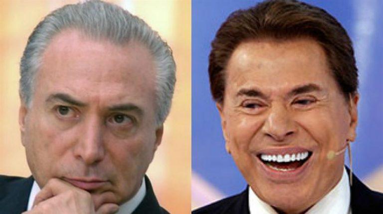 Após reunião entre Silvio e Temer, SBT faz campanha pela Reforma da Previdência
