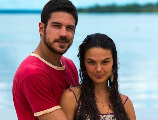 Rita (Isis Valverde) e Zeca (Marco Pigossi) (Foto: Globo/Estevam Avellar)