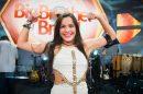 "Emilly comemora vitória no ""BBB17"" (Foto: Globo/Paulo Belote)"